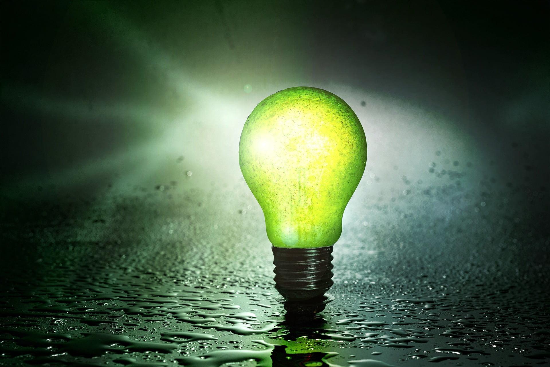 Få penger for å bruke strøm